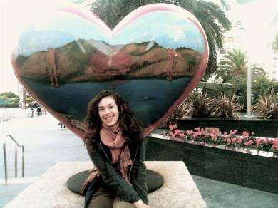 Sophia Harris SF Heart
