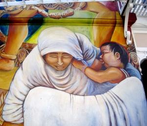 breastfeeding, women's building